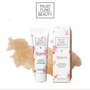 Trust Fund Beauty Lipgasm Moisturizing Lip Scrub